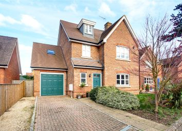 Thumbnail 5 bed detached house for sale in Siareys Close, Chinnor, Oxfordshire