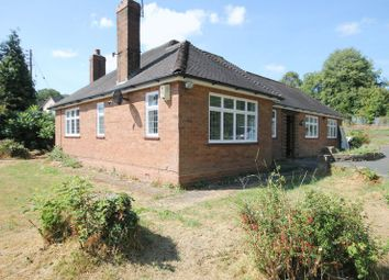 Thumbnail 3 bed detached bungalow to rent in Moss Road, Wrockwardine Wood, Telford