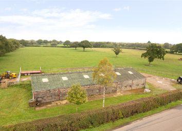 Thumbnail Land for sale in Northwood, Ellesmere, Shropshire