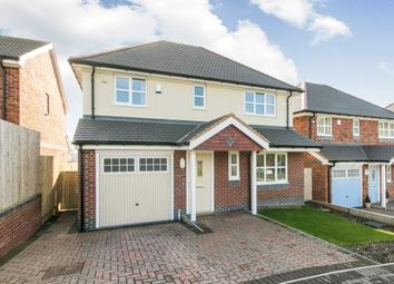Thumbnail 3 bed detached house for sale in Lon Parciau, Llandudno Junction, Conwy, North Wales