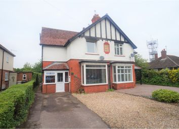 Thumbnail 4 bed semi-detached house for sale in Witham Road, Woodhall Spa