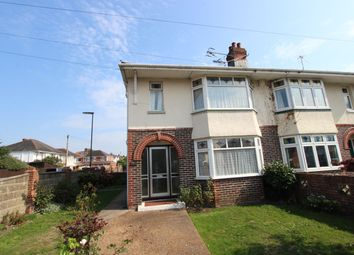 Thumbnail 3 bed semi-detached house for sale in King Georges Avenue, Regents Park, Southampton