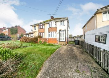 3 bed semi-detached house for sale in Estuary Road, Shotley Gate, Ipswich IP9