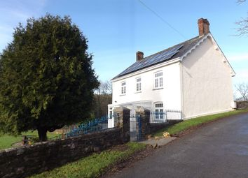 Thumbnail 4 bed property to rent in Ashwater, Beaworthy, Devon