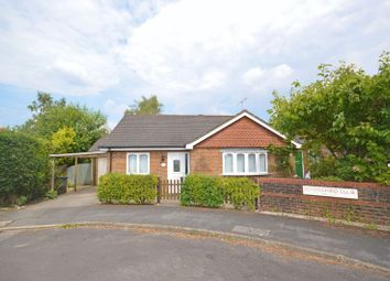 Thumbnail 3 bed detached bungalow for sale in Huntingford Close, Beacon Hill, Hindhead
