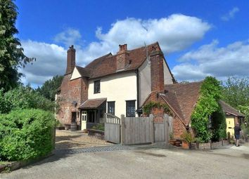 Thumbnail 5 bed detached house for sale in Flux Lane, Epping, Essex