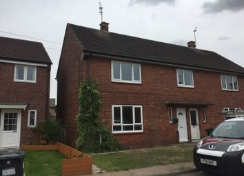 Thumbnail 3 bed semi-detached house to rent in Hazel Avenue, Auckley, Doncaster