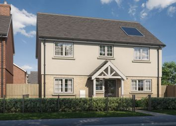 Thumbnail 4 bed detached house for sale in Coggeshall Road, Braintree