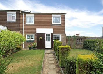 Thumbnail 3 bed end terrace house for sale in Downland Drive, Southgate, Crawley, West Sussex