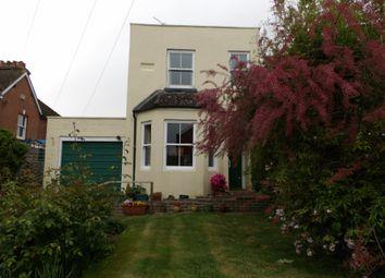 Thumbnail 3 bed detached house for sale in The Crescent, Tonbridge, Kent