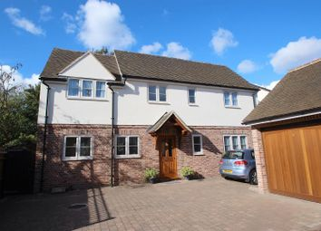 Thumbnail 4 bedroom detached house for sale in Crib Street, Ware