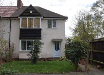 Thumbnail 3 bed semi-detached house for sale in Cofield Road, Sutton Coldfield