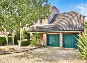 Thumbnail 4 bedroom detached house for sale in Badgers Brook Road, Drayton, Norwich