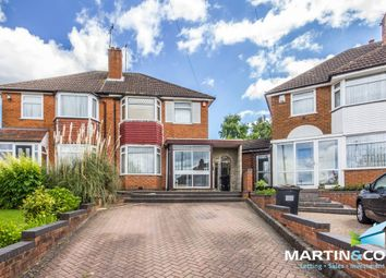 Thumbnail 3 bed semi-detached house for sale in Worlds End Avenue, Quinton