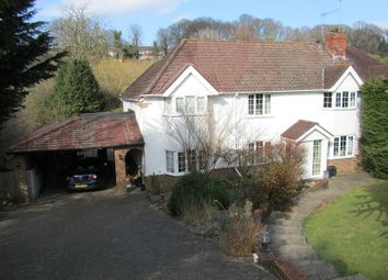 Thumbnail 4 bed semi-detached house for sale in Chipstead Lane, Lower Kingswood, Tadworth, Surrey.
