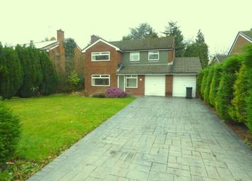 Thumbnail 4 bed detached house to rent in 49 Macclesfield Rd, Ws