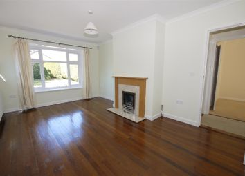 Thumbnail 2 bedroom semi-detached bungalow to rent in Pulens Lane, Petersfield