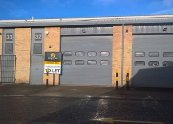 Thumbnail Warehouse to let in Unit 32 Fairways Business Centre, Lammas Road, Leyton
