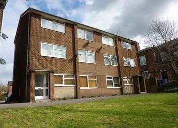 Thumbnail 2 bedroom flat to rent in Ashley Court, Burton-On-Trent