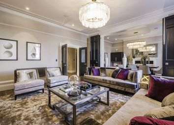 Thumbnail 4 bedroom flat to rent in Carlisle Mansions, Carlisle Place, London
