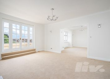 Thumbnail 3 bed flat to rent in Buckingham Mansions, West End Lane, West Hampstead