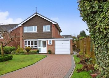 Thumbnail 3 bed detached house for sale in Grosvenor Avenue, Alsager, Stoke-On-Trent