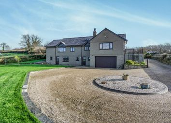 Thumbnail 5 bed detached house for sale in Dolcoath, Pillaton, Saltash