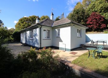 Thumbnail 3 bed detached bungalow for sale in Mamhead, Exeter