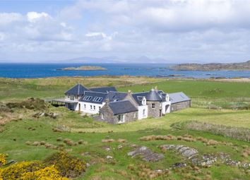 Thumbnail 6 bed detached house for sale in Leim, Isle Of Gigha, Argyll