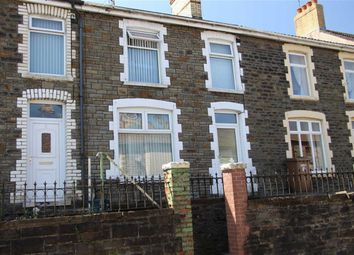 Thumbnail 3 bedroom terraced house for sale in Mill Road, Caerphilly