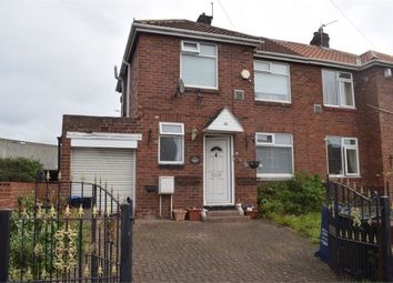 Thumbnail 2 bed semi-detached house to rent in Turret Road, Newcastle Upon Tyne, Tyne And Wear