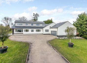 Thumbnail 5 bed detached house for sale in Doddington Road, Earls Barton, Northampton