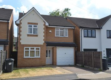 Thumbnail 4 bed detached house for sale in Hartswell Drive, Kings Heath, Birmingham