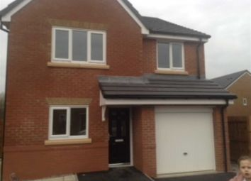 Thumbnail 4 bed detached house to rent in Greengables Close, Middleton, Manchester