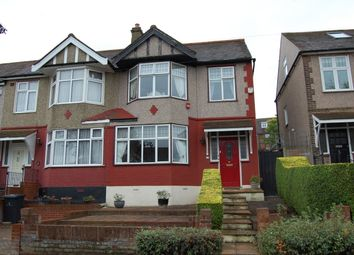 Thumbnail 4 bedroom end terrace house for sale in Crownhill Road, Woodford Green