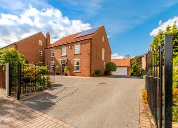 Thumbnail 4 bed detached house for sale in Kennel Drive, Barnby Moor, Retford