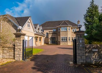 Thumbnail 6 bed detached house for sale in Castle View, Airth, Falkirk