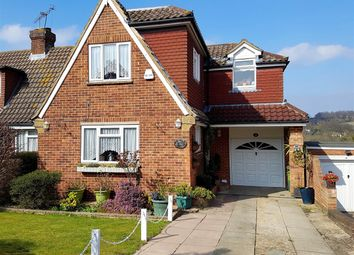 Thumbnail 4 bed semi-detached house for sale in Pollyhaugh, Eynsford, Eynsford