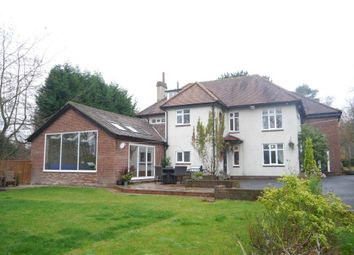Thumbnail 5 bed detached house for sale in Edge Hill, Ponteland, Newcastle Upon Tyne