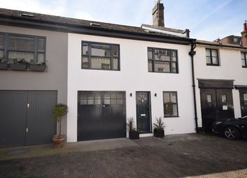 Thumbnail 4 bed terraced house for sale in Eastern Terrace Mews, Brighton