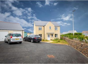 Thumbnail 4 bed detached house for sale in Magdalene Way, South Molton