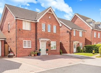 Thumbnail 5 bed detached house for sale in Hollybush Close, Whitley, Goole, North Yorkshire
