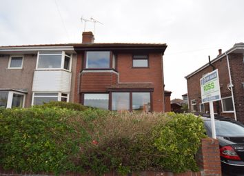 Thumbnail 3 bed semi-detached house for sale in Schneider Road, Barrow-In-Furness, Cumbria