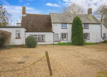 3 bed detached house for sale in The Lane, Stow Longa, Huntingdon PE28