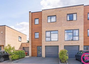 Thumbnail 4 bed end terrace house for sale in Leckhampton Place, Cheltenham