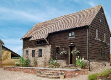 Thumbnail 2 bed detached house to rent in The Cottage, Hill House Farm, Bosbury, Herefordshire