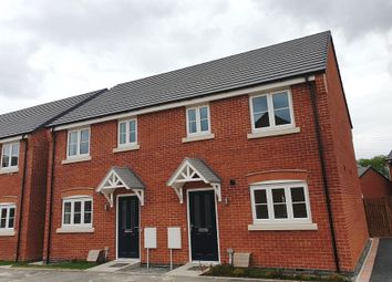 Thumbnail 3 bed semi-detached house for sale in Halstead Road, Mountsorrel, Leicestershire
