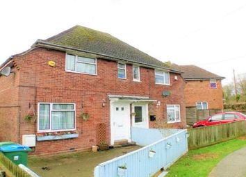 Thumbnail 2 bed semi-detached house for sale in Stockhall Crescent, High Street North, Stewkley, Leighton Buzzard