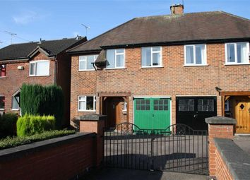 Thumbnail 3 bedroom semi-detached house for sale in Station Road, Ratby, Leicester