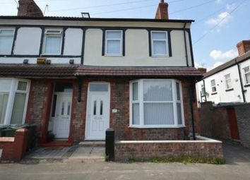 Thumbnail 3 bed end terrace house for sale in 27 Kempton Road, Wirral, Merseyside